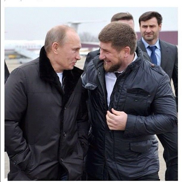 Image result for Кадыров фото
