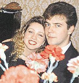 медведев и его жена фото