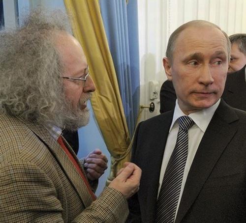 Путин показал на нескольких примерах, как Эхо Москвы работает на интересы другой страны