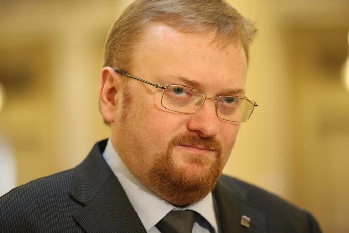 Депутат Государственной думы Виталий Милонов: «Могучие рейнджеры» нужно запретить